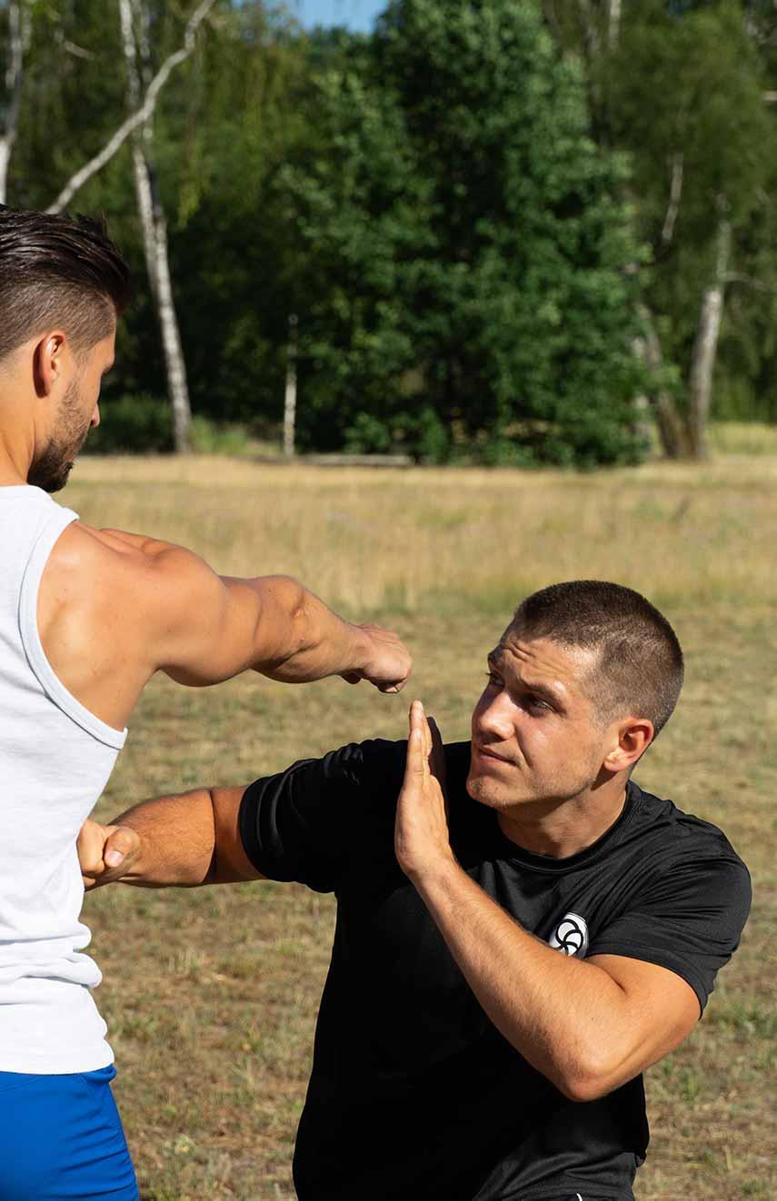 Rantai Kampfsport Nürnberg Selbstverteidigung