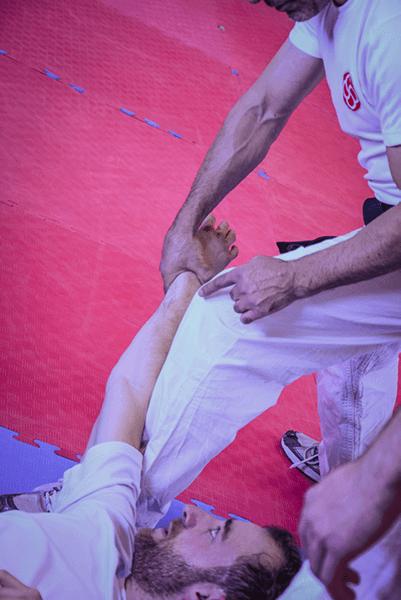 Kampfsport Nürnberg Sparring